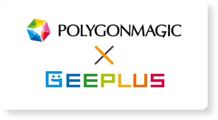 POLYGONMAGIC × GEEPLUS